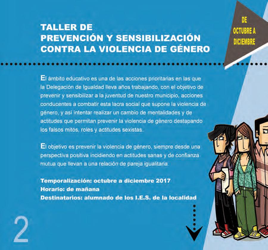 c77bae4f904 Taller de prevención y sensibilización contra la violencia de género. Pulse  para ampliar.